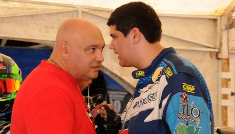 Martínez confía en que con el nuevo auto llegarán los resultados.