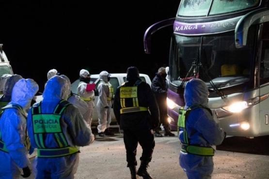 Tras la llegada de repatriados, piden actuar con responsabilidad y no con miedo