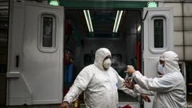 Record de contagios: 795 pacientes nuevos