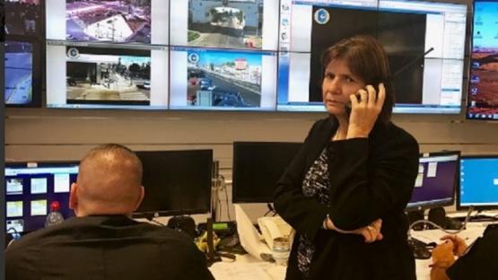 Patricia Bullrich celebró la captura del militante