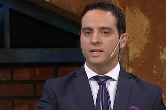 Asaltaron y golpearon al periodista Ignacio González Prieto