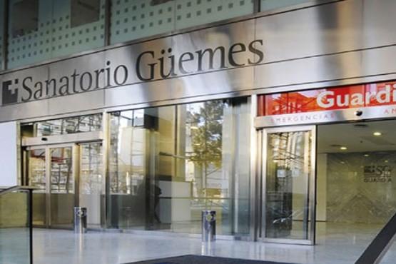 Confirmaron que 36 empleados del Sanatorio Güemes dieron positivo