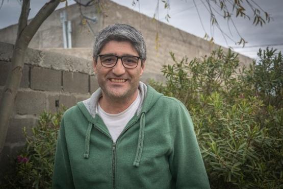 Piero Boffi. (Foto Voces y Apuntes)