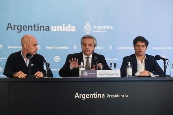 Reunión cumbre en Olivos para definir cómo sigue la cuarentena