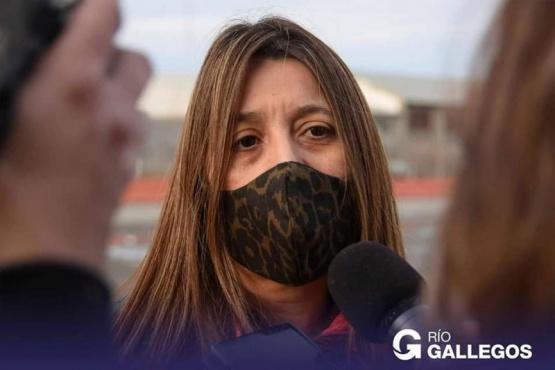 Claudia Picuntureo.