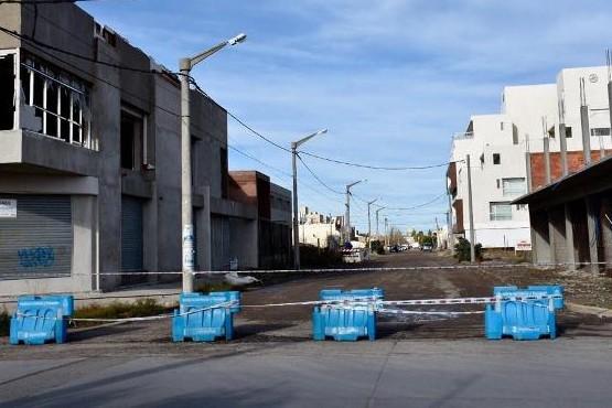 Trelew: se levantarán los retenes en los barrios