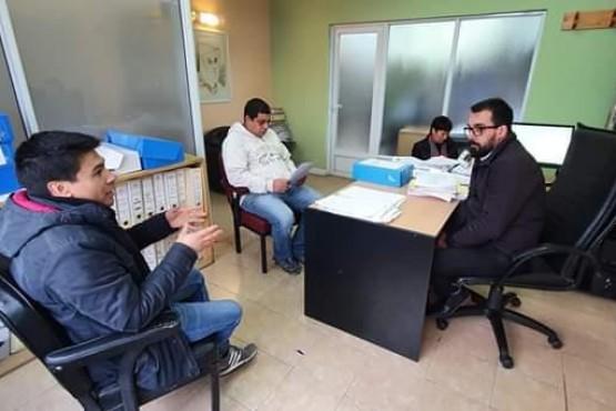 SOEMEyZO se reunió con el Ejecutivo por renovación de contratos e incremento de 3 mil pesos