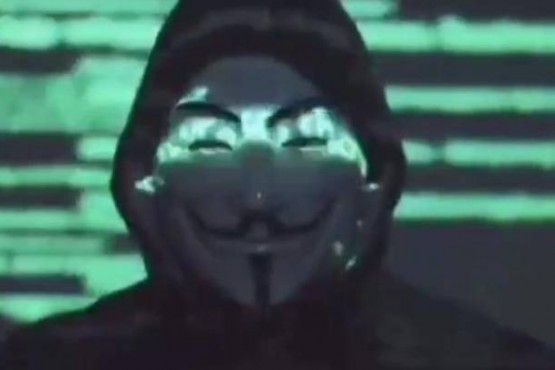 Anonymous divulgó datos confidenciales de Bolsonaro