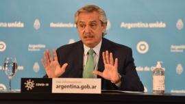 """Alberto Fernández: """"Se salvaron muchas vidas con la cuarentena"""""""