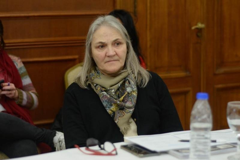 Ministra de Desarrollo Social.