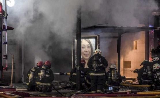 Explosión en comercio de Villa Crespo: dos bomberos murieron