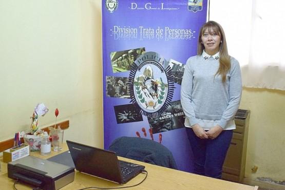 Comisario Miriam Vera