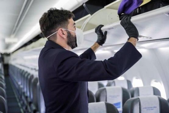 Analizan habilitar vuelos para visitar otras provincias en vacaciones de invierno
