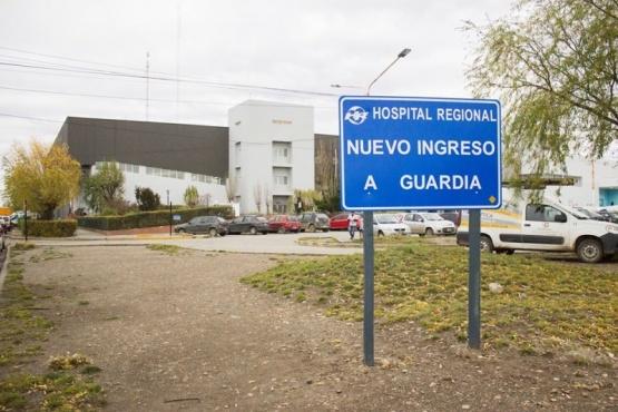 Modificaciones para el ingreso al Hospital de Río Gallegos