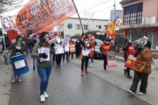 Se lleva adelante la marcha #NiUnaMenos en la ciudad