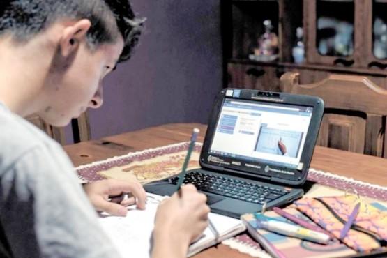 Las clases virtuales marcarán un cambio de época en la educación.