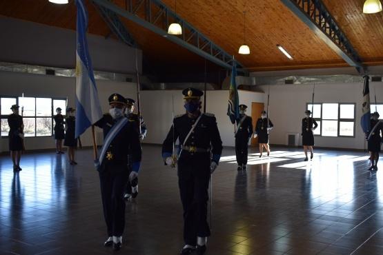 La Escuela de Cadetes de Policía conmemoró su 84° Aniversario
