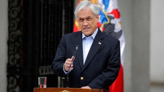 Presidente de Chile.