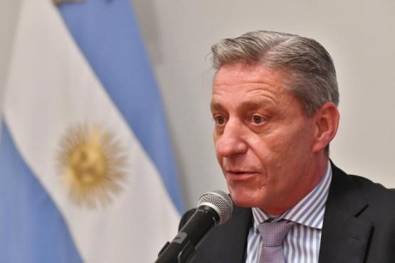 "Arcioni calificó de ""aberrantes"" las expresiones del fiscal Fernando Rivarola"