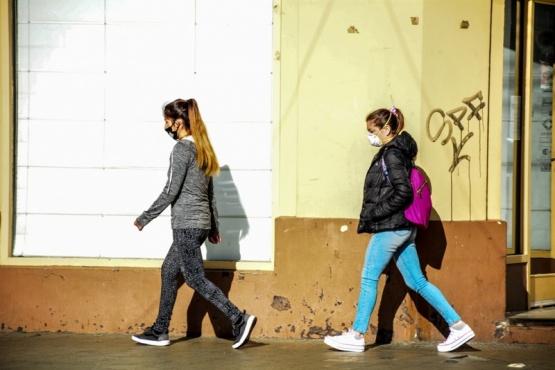 Santa Cruz podría aplicar el distanciamiento social, preventivo y obligatorio. (C. Robledo)