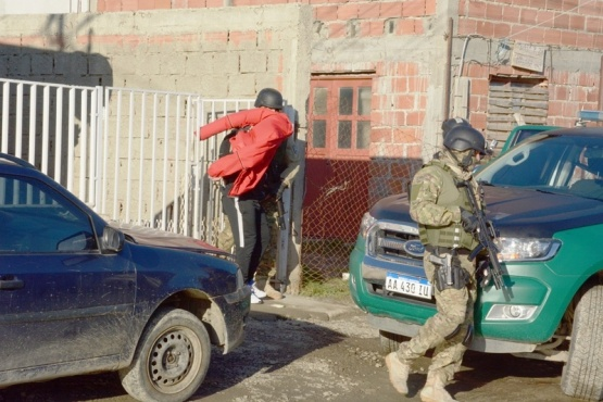 Los sospechosos seguirán detenidos. (Foto: C.R.)
