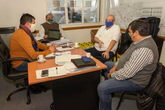 El Municipio y ediles presentarán en el Concejo Deliberante el proyecto del EMRATUR