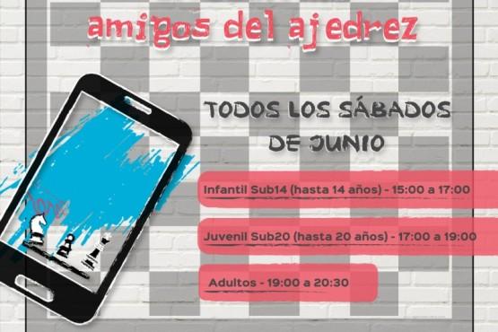 Se vienen nuevas fechas para el Encuentro de Amigos del Ajedrez