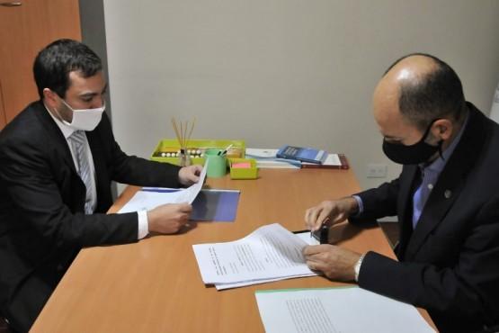 Arcioni denunció al fiscal Rivarola ante el Consejo de la Magistratura