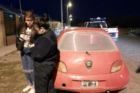 Secuestran dos vehículos por quebrar el aislamiento y alcoholemia positiva