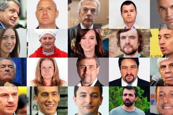 Esta es la lista completa de los espiados por la AFI de Macri
