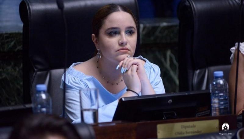 Ofelia Fernández.
