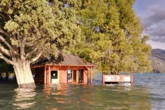 Realizan relevamiento de las familias con riesgo de inundaciones