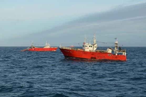 Los tangoneros se han ido desplazando hacia el norte. (Fuente: Pescare.com.ar).