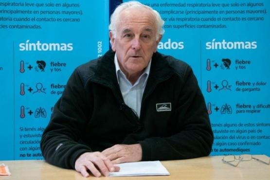Informe del ministro Juan Carlos Nadalich