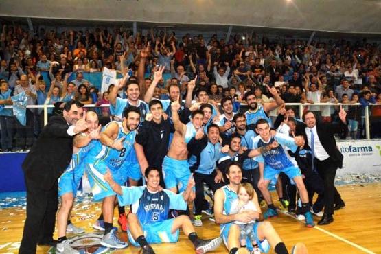 A cuatro años del ascenso de Hispano a la Liga Nacional