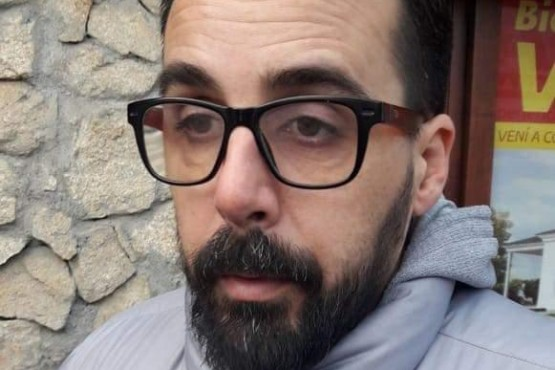 El secretario de Coordinación y Finanzas de la Municipalidad de Esquel, Matías Taccetta.