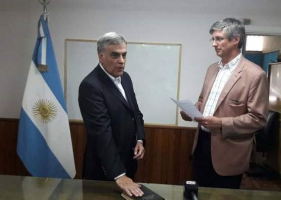 Regresó Ruiz a la Secretaría de Gobierno