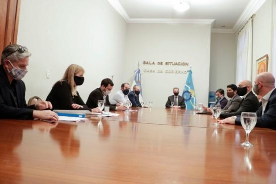Gobierno coordinará con la Municipalidad las acciones por el COVID - 19