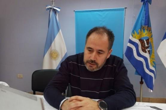"""López: """"Estas escuelas deportivas fueron pensadas para ser implementadas en toda la provincia"""""""