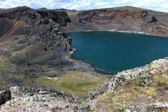 Laguna Azul, Río Gallegos