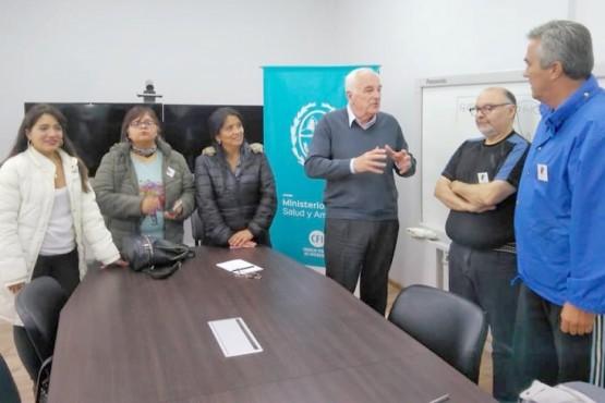 EPF cuenta con personaría jurídica y va en busca de su sede en Río Gallegos