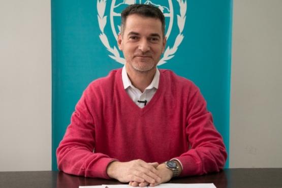Secretario de estado de Salud Pública, Ignacio Suárez Moré.