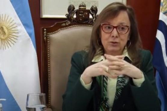 """Alicia: """"Es clave el desarrollo de las economías locales fortalecidas desde el Estado"""""""