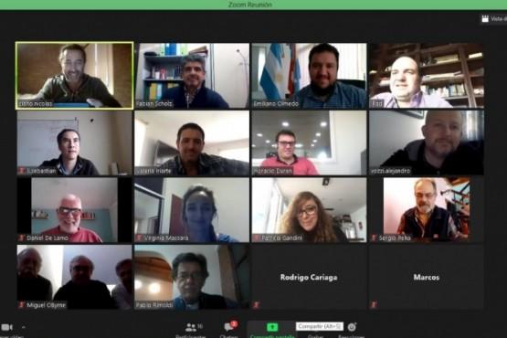 Reunión de referentes patagónicos