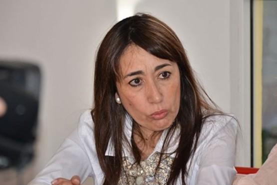 Diputada Roxana Reyes.