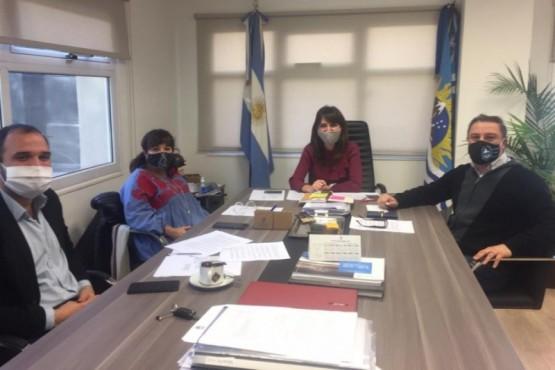 Se concretó encuentro del Consejo Provincial de Educación, Trabajo y Producción