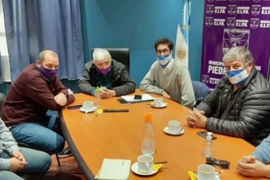 Servicios Públicos desarrolla agenda en las localidades de Santa Cruz