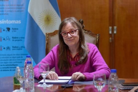 La Gobernadora citó a la oposición al COE