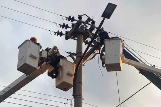 Río Gallegos: SPSE releva barrios para instalación de energía, agua y cloacas