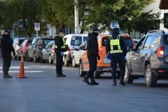Controles de tránsito y una multa mínima de 27 mil pesos por conducir estado de ebriedad